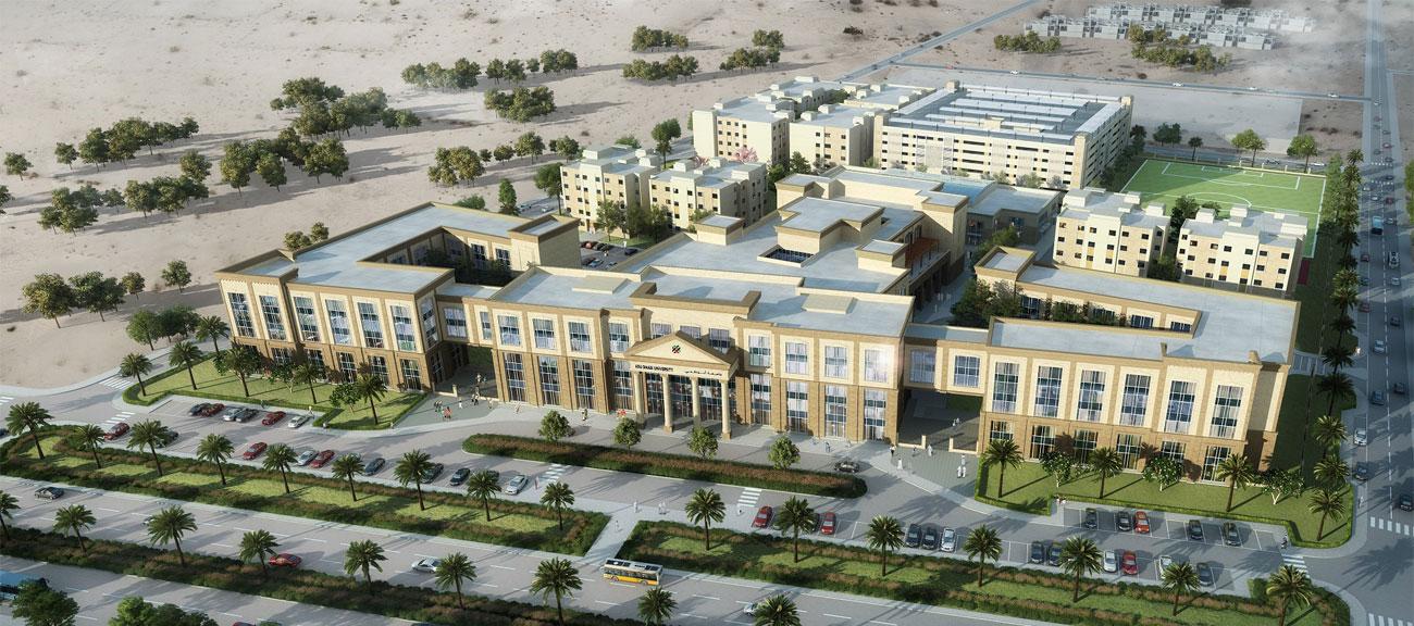 New Al Ain Campus 3